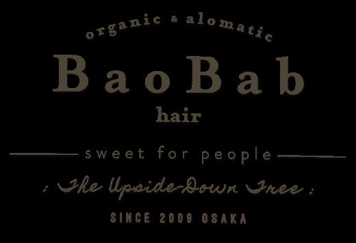 八尾市恩智の美容室   バオバブヘアー -BaoBab hair -